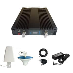 Quad Band Signal Booster